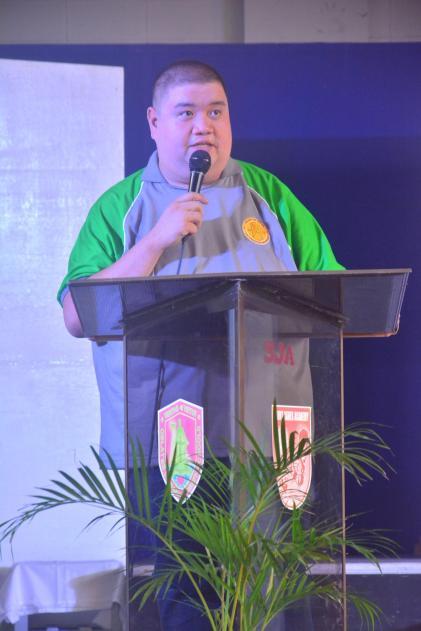 Nagpahayag ng pasasalamat si Kon. PJ Chua sa lahat ng mga guro na nakilahok sa Teacher's Day Celebration. Siya din ang pangunahing may akda ng ordinansa para sa nasabing selebrasyon.