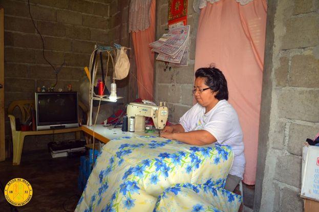 self employment assistance ibaan batangas mayor danny toreja 14