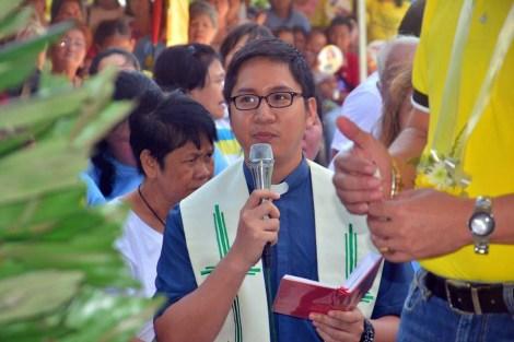 mayor danny toreja inauguration of pangao barangay hall ibaan batangas 8