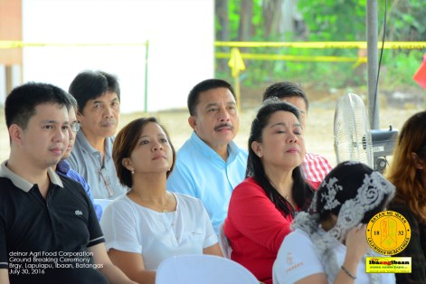 delnor agr food corporation ground breaking ceremony brgy lapulapu ibaan batangas mayor danny toreja july 30 2016 17