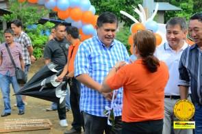 delnor agr food corporation ground breaking ceremony brgy lapulapu ibaan batangas mayor danny toreja july 30 2016 2