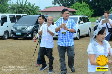 delnor agr food corporation ground breaking ceremony brgy lapulapu ibaan batangas mayor danny toreja july 30 2016 20