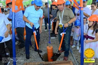 delnor agr food corporation ground breaking ceremony brgy lapulapu ibaan batangas mayor danny toreja july 30 2016 43