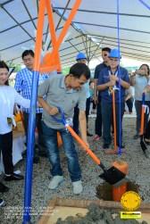 delnor agr food corporation ground breaking ceremony brgy lapulapu ibaan batangas mayor danny toreja july 30 2016 44