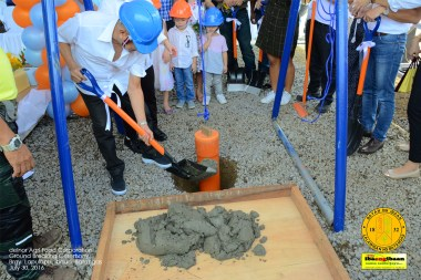 delnor agr food corporation ground breaking ceremony brgy lapulapu ibaan batangas mayor danny toreja july 30 2016 51