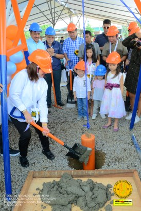 delnor agr food corporation ground breaking ceremony brgy lapulapu ibaan batangas mayor danny toreja july 30 2016 52