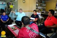 preparations for feast of saint james 2016 ibaan batangas paul john chua ibaan traffic enforcers 4