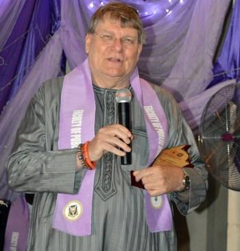 Professor William Brieger Guest Lecturer