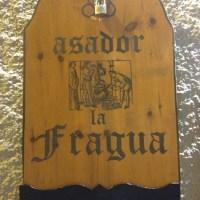 """ASADOR """"LA FRAGUA"""" en Jaca"""