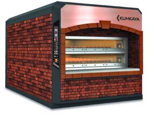 Domed Deck Ovens