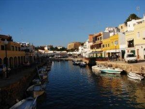 Port a Ciutadella de Menorca