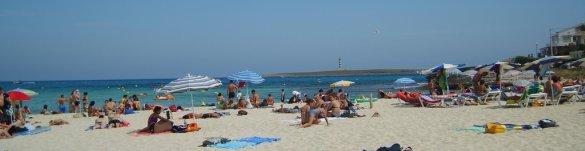 Punta Prima - Sant Lluís - Menorca - Illes Balears
