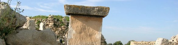 Poblat Talaiòtic de Trepucó - Taules de Menorca - Maó - Illes Balears