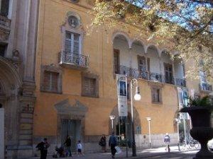 Casal Solleric, al Passeig des Born a Palma