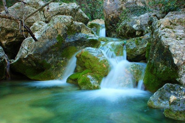 Barranc de Biniaraix a Mallorca