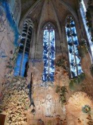 Miquel Barceló a la Seu de Mallorca, a Palma