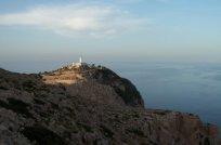 Far de Formentor a la Serra de Tramuntana de Mallorca