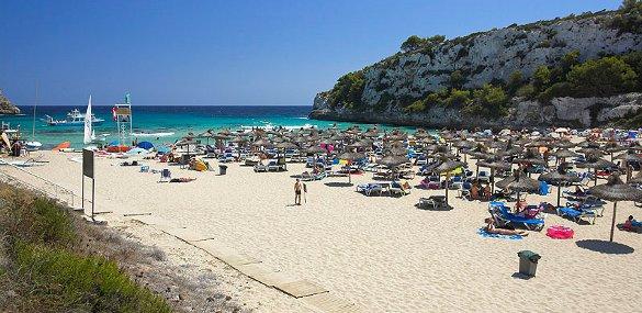 S'Estany d'en Mas - Cala Romàntica a Mallorca