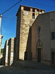 Esglèsia d'Estellencs - Mallorca