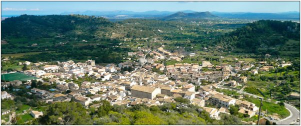 Mancor de la Vall, Mallorca - Illes Balears