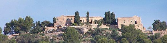 Puig de Maria a Pollença, Mallorca - Illes Balears
