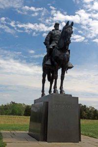 Statue of Stonewall Jackson