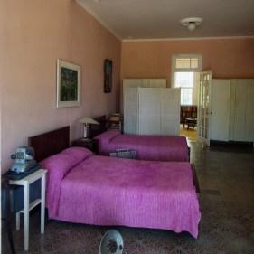 Hemingway's bedroom
