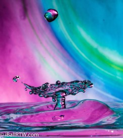 iBallRTW-Water Drop Collisions-7