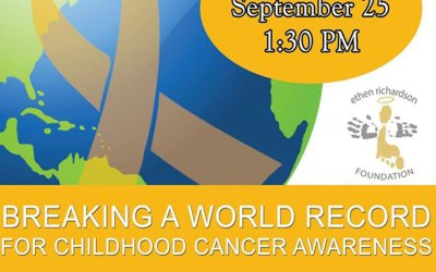 September is Childhood Cancer Awareness Month