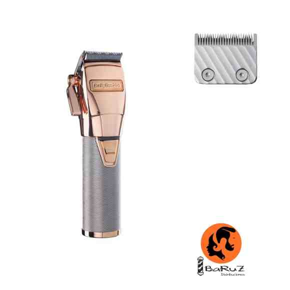 BABYLISS PRO FX 8700 RGE CORDLESS GOLD ROSE