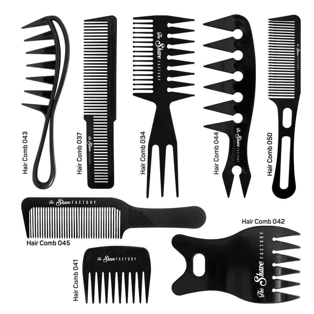 Peines Shave Factory