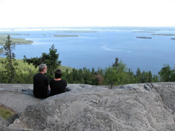 View from Ukko Koli