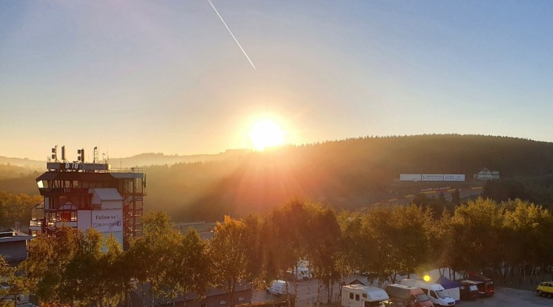 Spa Francorchamps 24H Race Report