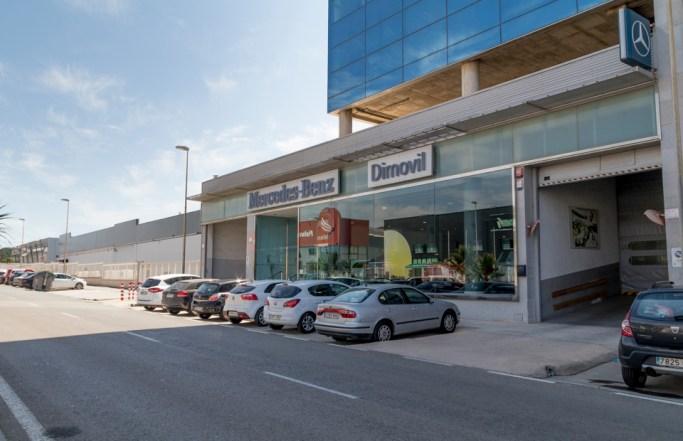 Edificio Comercial y de Oficinas