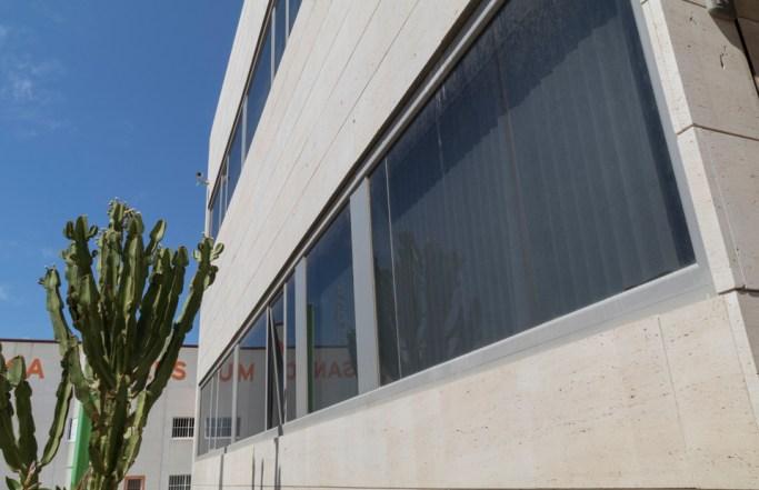 Edificio Usos Múltiples