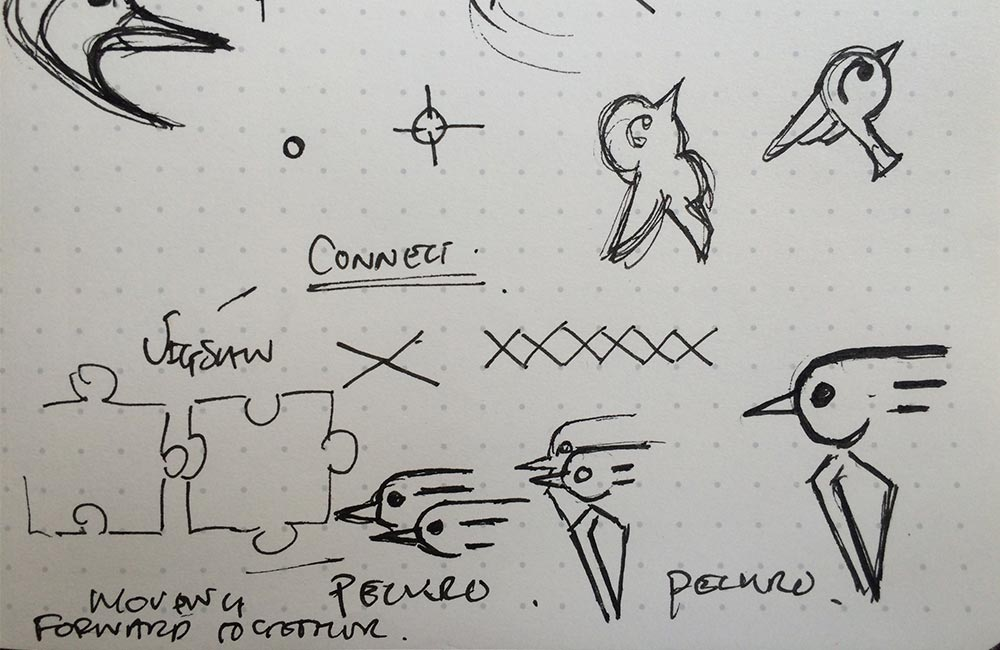 Development of ideas for Peckro