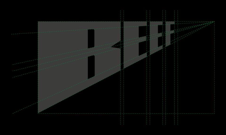 Andrew Beef Johnston logo grid