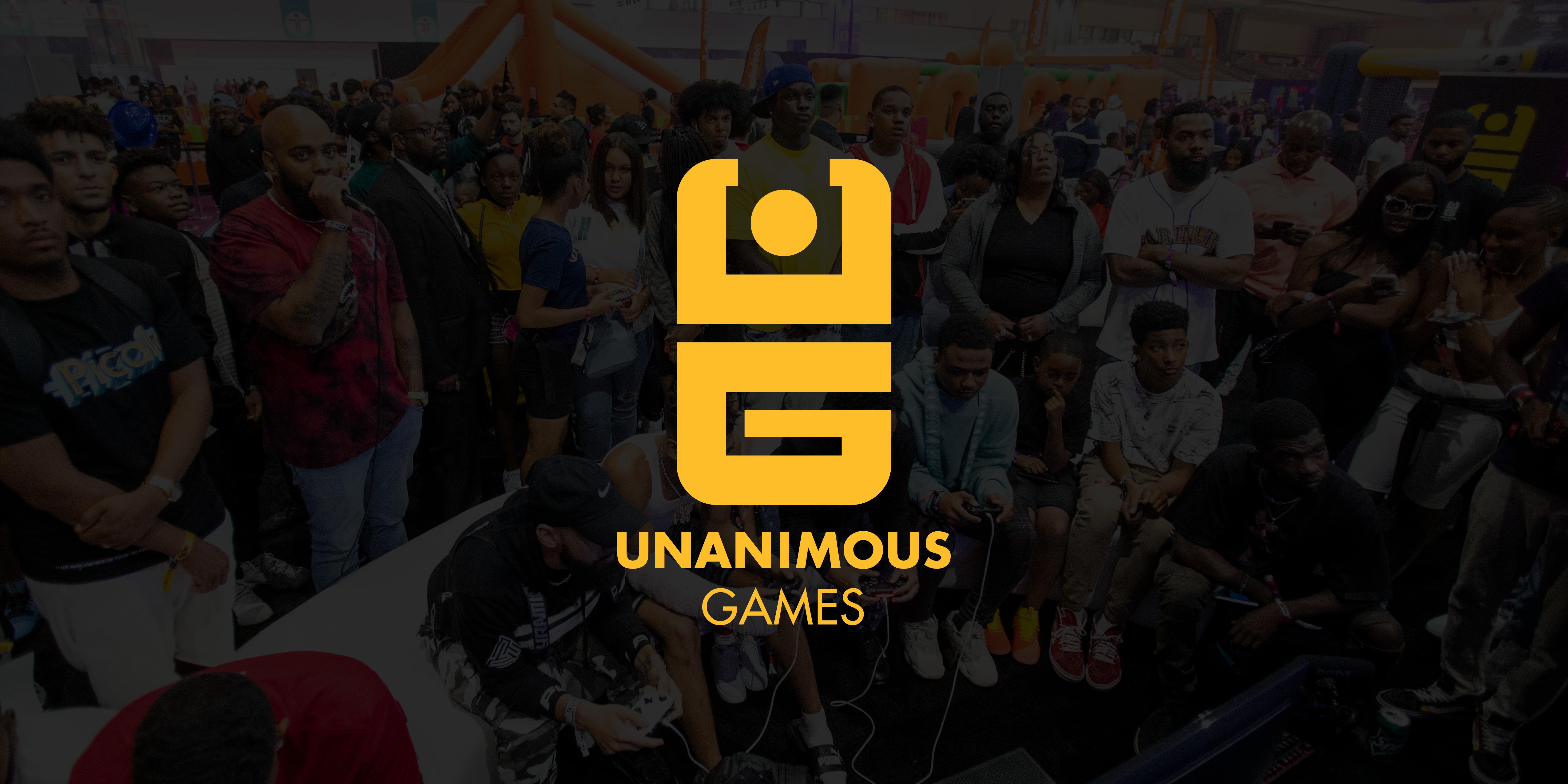 Unanimous Games Logo