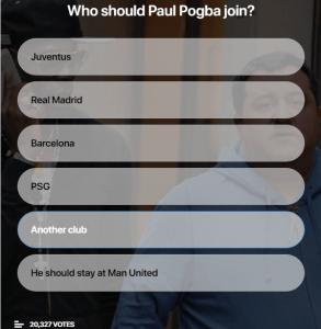 Kongkalikong Tentang Paul Pogba