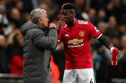 Tanpa Mourinho, Pogba Bersinar Kembali Di Manchester United