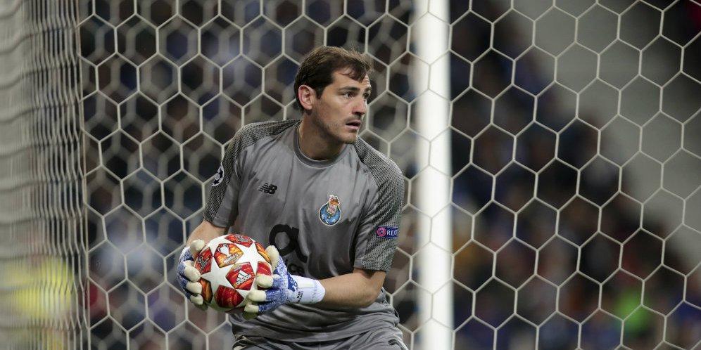 Iker Casillas Sakit Jantung, Real Madrid Tetap Perhatian