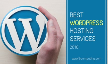 Best WordPress Hosting Services 2018