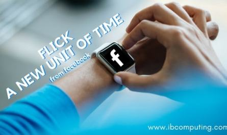 Facebook Created A New Unit Of Time - Flick
