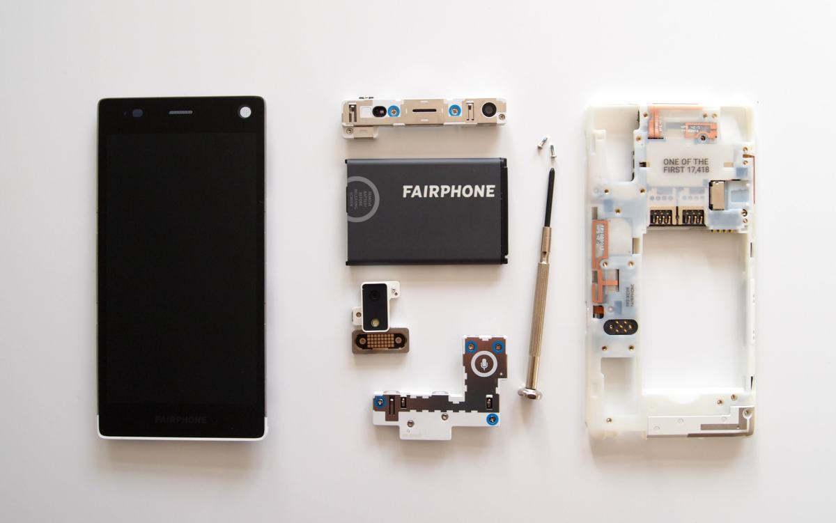 Fairphone - The Ethical Modular Phone