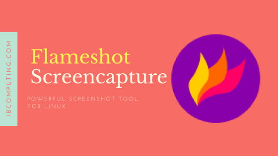 Flameshot – Powerful Screenshot Tool for Linux