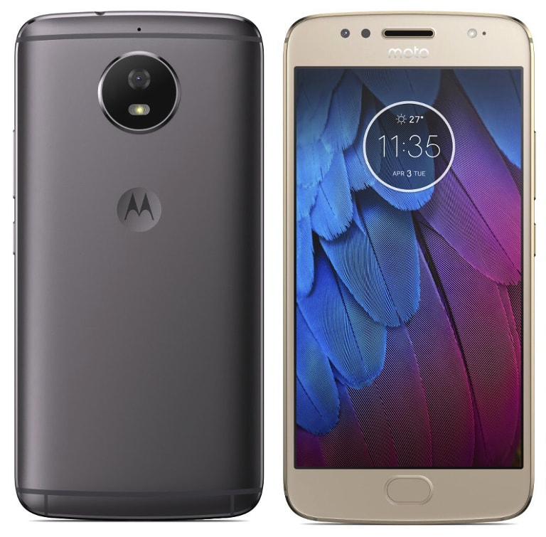 Motorolla Moto G5S - Top Budget Android Phones