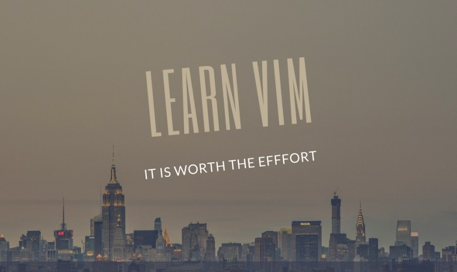 Learning to install Vim and understanding modes of Vim