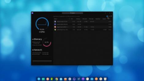 Deepin Modern Linux Distribution