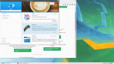KDE Neon Modern Linux Distribution