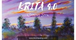 Krita 4.0 Coming Soon